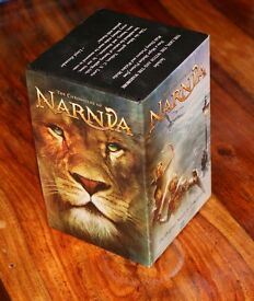 The Chronicles of Narnia 7 Book Boxed Set
