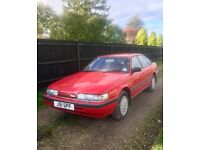 One owner from new Mazda 626 GLX 1992 J Reg 51,000 Miles