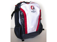 UEFA Euro2016 France Official Licensed Product Rucksack Bnwt Limited Ed