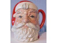 Royal Doulton Character/Toby Jug - Santa Claus