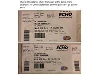Micky Flanagan at the Echo Arena Liverpool tickets