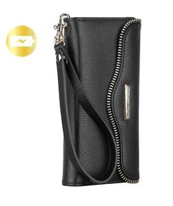 Case-Mate Rebecca Minkoff iPhone 6/6s Leather Charging Wristlet