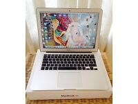 Apple macbook air 2014 13 inch excellent condition