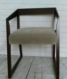 NEW Ben Whistler Custom Made 'DION' Chair, Mid Century, Chapel Street London Furniture RRP £638