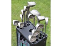 Tommy Armour 835S+845S Silver Scot golf club set