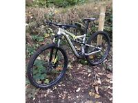 Specialized camber FSR new condition (not trek giant kona orange canyon)