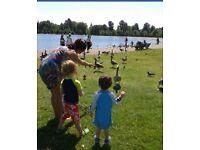 Nanny Neen - fun activity care