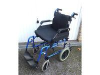 Enigma XS Aluminium Wheelchair