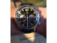 Oceanaut Valjoux 7753 Chronograph
