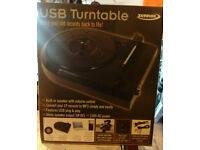 USB Turntable