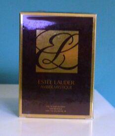 Estee Lauder Amber Mystique eau de parfum 100ml new and sealed UNISEX