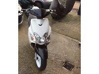 Yamaha scooter jog RR 50cc