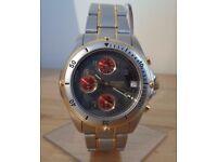 SEKONDA - 5ATM Stainless Steel Luxury Sports Watch - USED