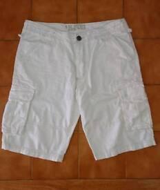 """NEW """"TOM WOLFE"""" designer shorts"""