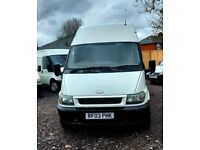 SPOTLESS TRANSIT HIGH TOP LWB FULL MOT