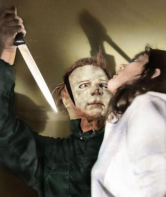 Halloween Movie Poster Photo Print 8x10 11x17 16x20 22x28 24x36 27x40 Myers - Halloween 11 Movie
