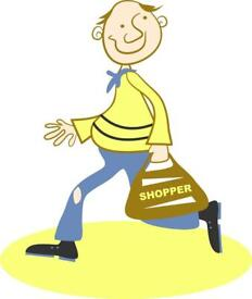 Help for less shopping assistance
