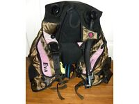Sub Aqua BCD ladies buoyancy jacket