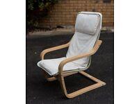 Childs Chair Beige