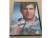 Forever Young (1992) and Payback (1999) DVDs