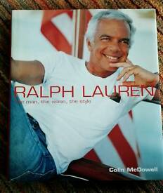 Great large hardback book: Ralph Lauren: