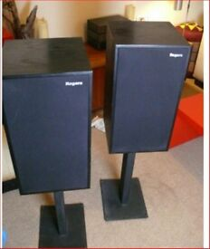 ROGERS LS4a SPEAKERS 150 watts COLLECTION GLASGOW