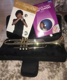 Trumpet **music**