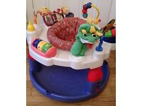 Baby Einstein Activity Centre by Graco Table Seat Jumperoo
