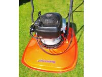 Husqvarna/Flymo Petrol Hover Mower - Honda 160 Engine - Little use and in very good condition