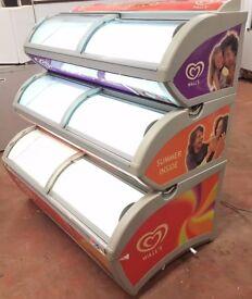 Iarp Visimax Shop Ice Cream Display Freezer, COMMERCIAL FREEZER
