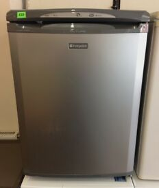 HOTPOINT Future - Silver , 60cm , Frost Free UNDER COUNTER FREEZER