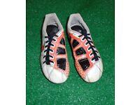 Child's Nike football boots UK size 1