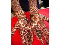 MEHNDI HENNA ARTIST FOR ALL OCCASIONS BIRMINGHAM