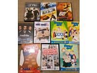 Multiple DVDs