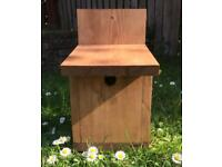 (New) Nesting Bird Box (House sparrow or Great Tit)