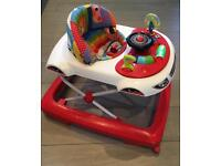 Chad Valley baby walker (boxed)