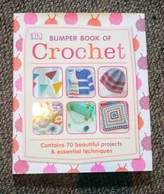 Must Go | Bumper Book of Crochet | Books | Learning | Rotherham