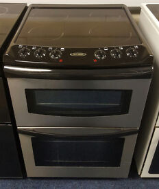 £180 - Double Oven Cooker - 12 months warranty