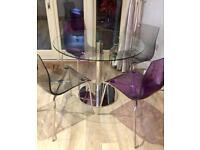 John Lewis Dining Table & Chairs