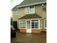 Lovely Double Room Available in Large, Modern House in Penarth Near Llandough Hospital