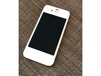 iPhone 4s White 16gb network Unlocked