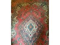 Large Persian carpet for sale