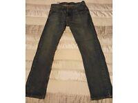 Levi 505 Men's Straight Leg Jeans 'As New'
