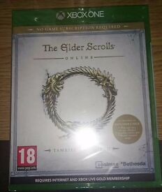 Xbox one game The Elder Scrolls Online