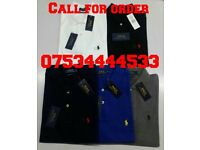 Mens Ralph Lauren Small Pony Polos - Wholesale Only - Fred Perry, Hugo Boss