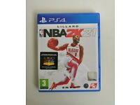 NBA 2K21 [DLC Unused] PS4