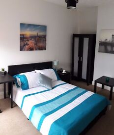 Fantastic Quiet Large Modern Double Room - NO DEPOSIT option (3+ month contract considered)