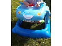 Baby Walker Mothercare Car