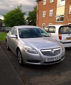 Vauxhall Insignia Special Edition 1.8 Petrol 2009
