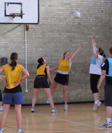 Play Indoor Netball in Highbury